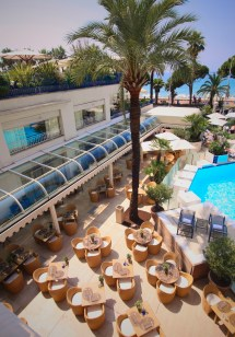 Grand Hyatt Cannes Hotel Martinez - France Of