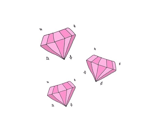Melanie Martinez Wallpaper Cute Pixel Diamond Overlay Tumblr