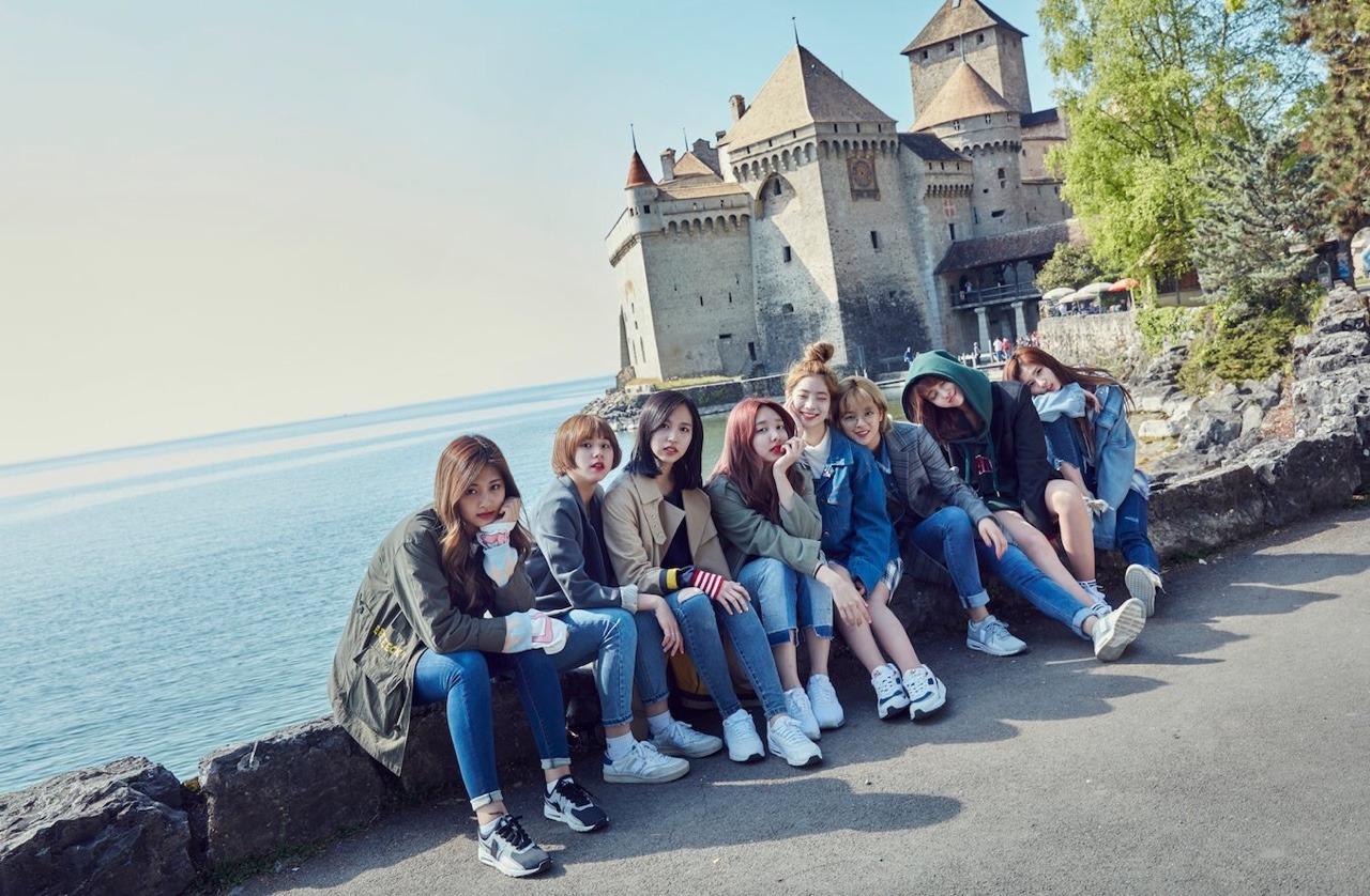 TWICE in Switzerland for Twice TV 2017 | allkpop Forums