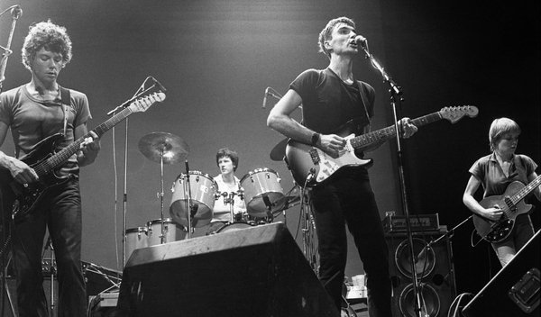 Talking Heads vs. Television :: A BBC Channel 4 Production, 1984