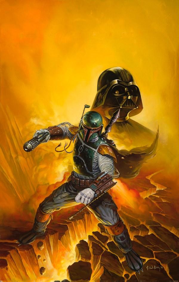 Star Wars - Artist Of Week Ken Kelly