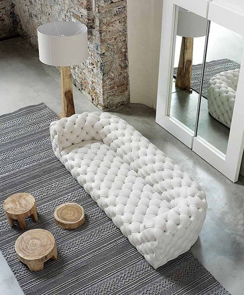 white tufted leather sofa habitat chester review tumblr