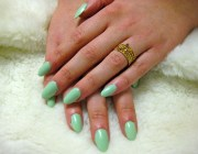 diy artificial nails glamour