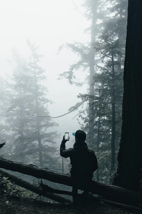 Hiking Tumblr