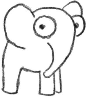Simple Drawings Tumblr 12