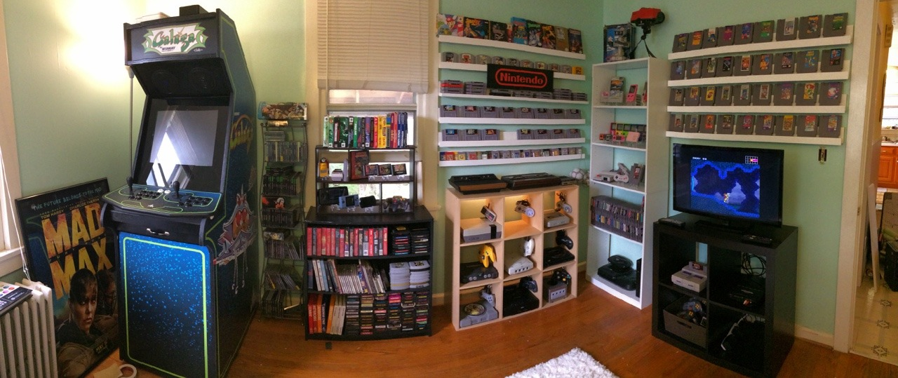 Retro Game Room Version 2 I needed to patch the  Cool