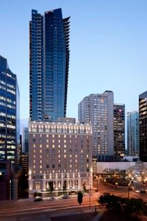 Rosewood Hotel Georgia - Vancouver Canada Of