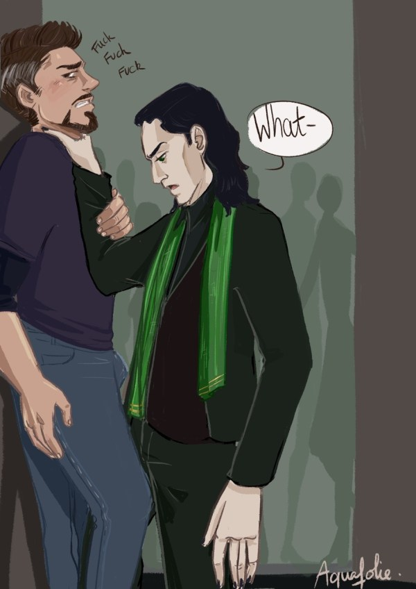 20+ Tony X Loki Kissing Pictures and Ideas on Meta Networks