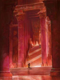 meanwhilebackinthedungeon:  Marc Simonetti.خواستگاری از اژدها