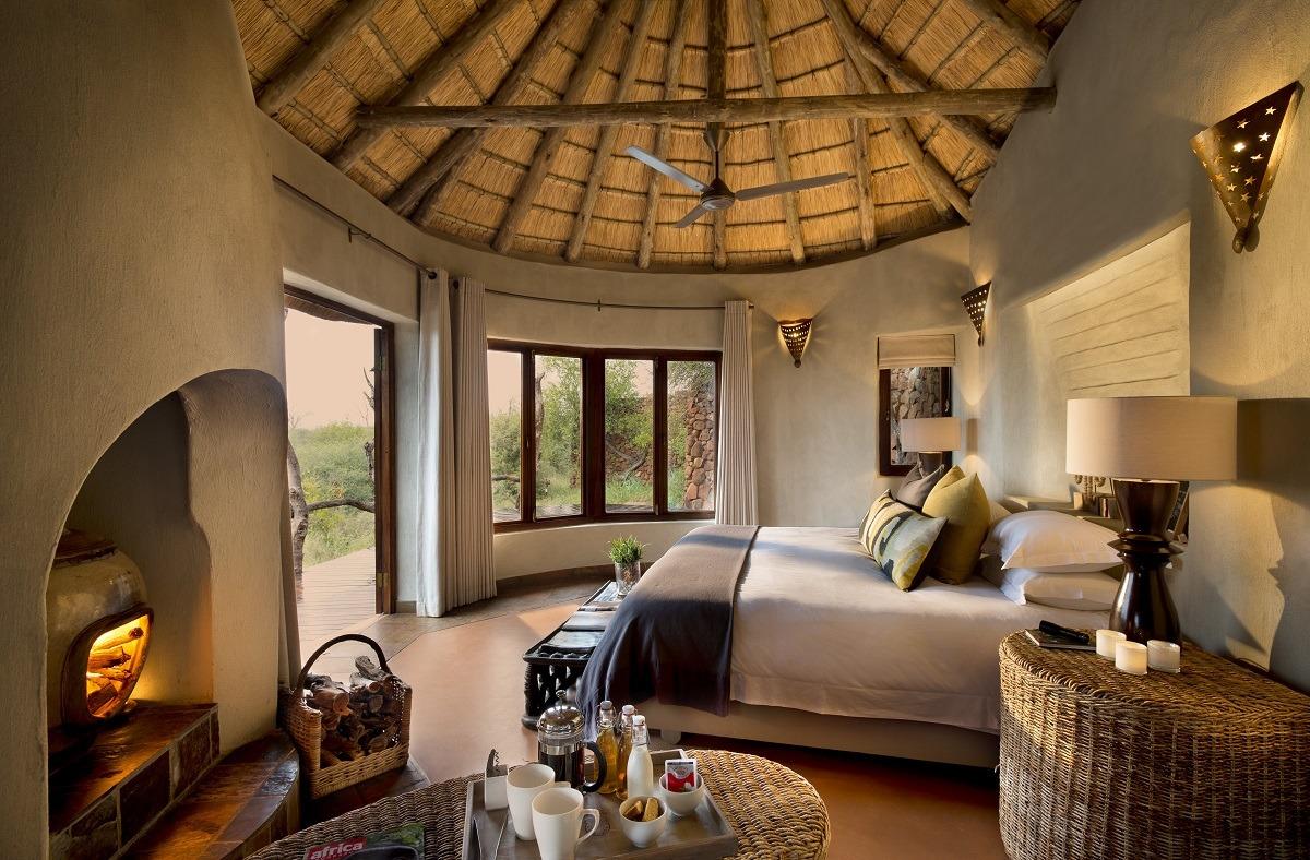 Madikwe Safari Lodge  South Africa Built in  Luxury
