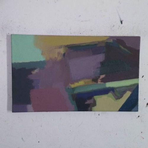 30x50cm, #EggtemperaOil #oiloncanvas #oilpainting #instaart #painting #contemporaryart #peinture #fineart #berlinart #christophkern #malerei #contemporarypainting #abstractart