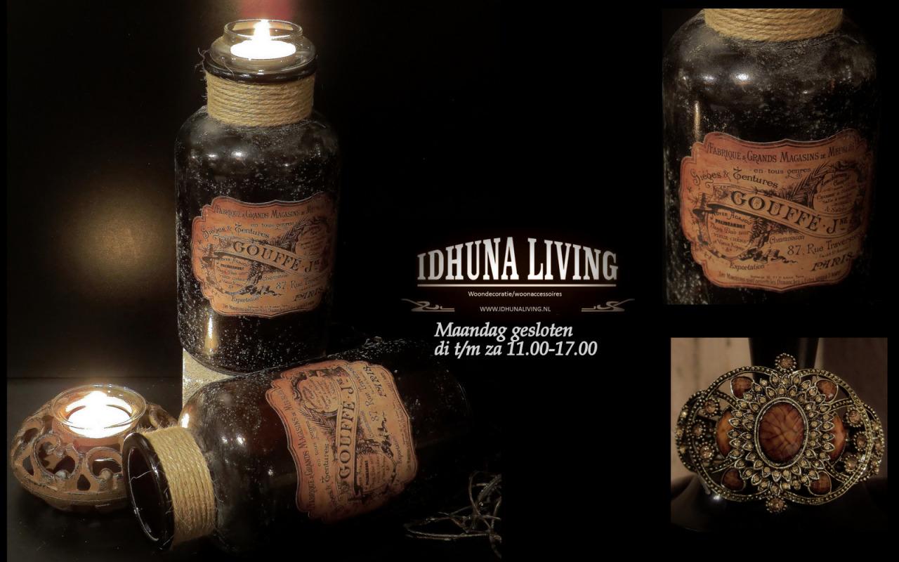 IDHUNA LIVING EMMEN Woondecoratie wwwidhunalivingnl
