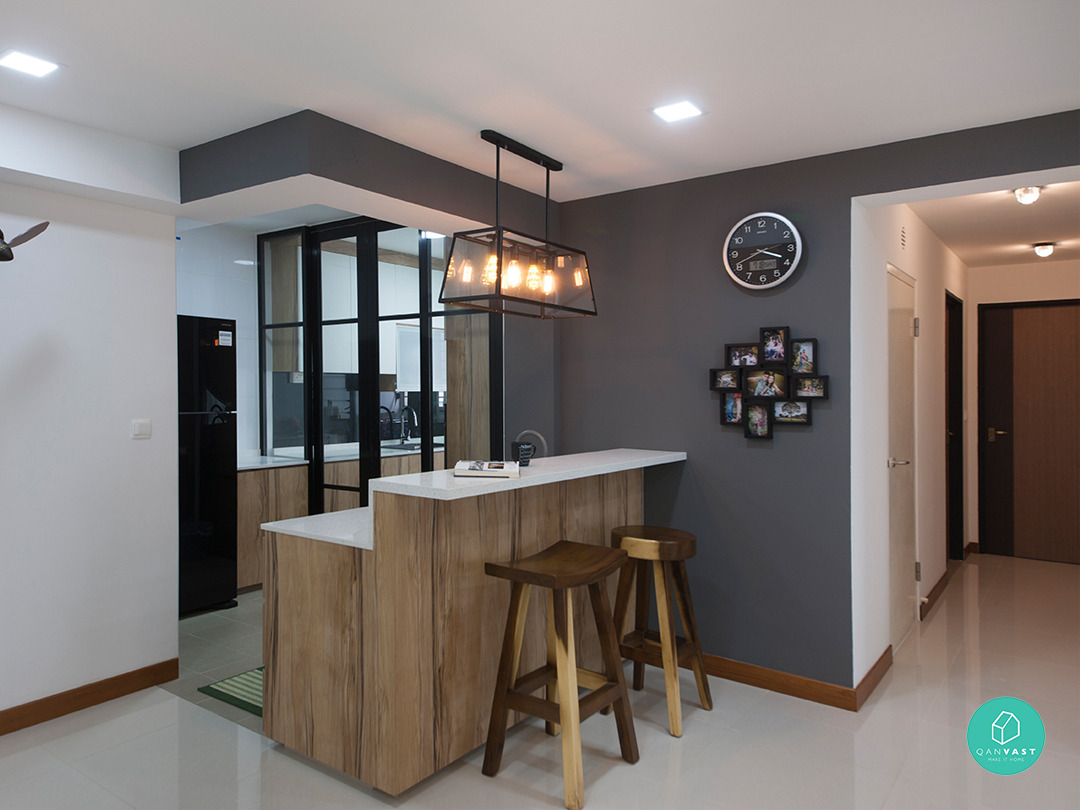 Qanvast  Interior Design Ideas  6 Brilliant 4Room HDB