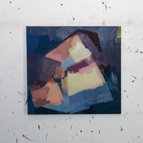 70 x 75 cm, #EggtemperaOil #stateoftheday #oiloncanvas #oilpainting #instaart #painting #grid #contemporaryart #peinture #fineart #berlinart #christophkern #malerei #contemporarypainting #2017