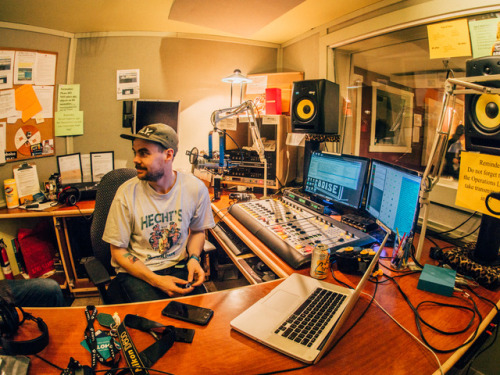Last KRBX live in-studio performance of TreeFort 2017, Elvis Depresedly plays Sunday Sound System with Dr. Fresh. AS