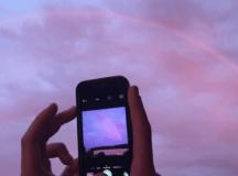 purple theme on Tumblr