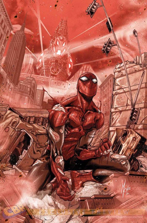 Spider-Man by Marco Checchetto – Comics