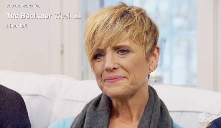 nick's sad mom