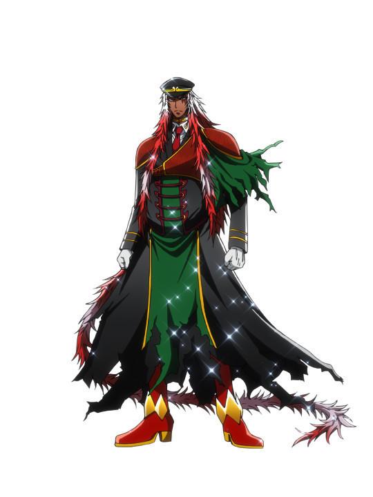 Takaya Kuroda como Enki Goku