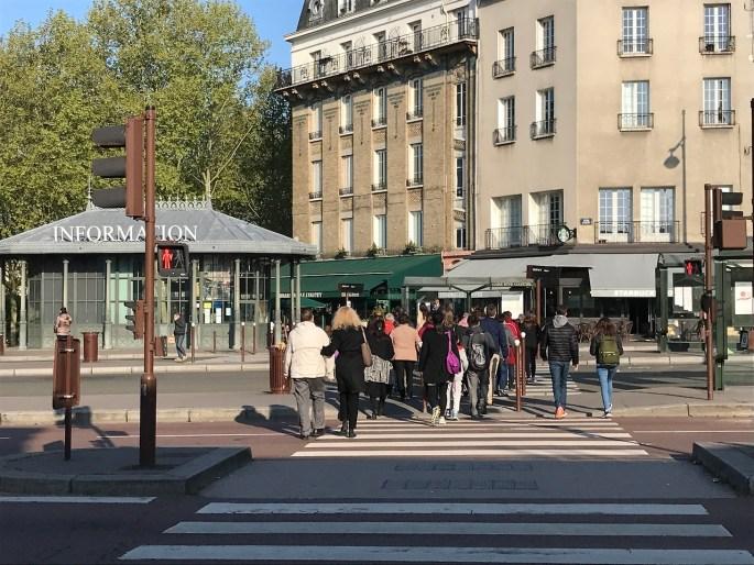 Way to Versailles