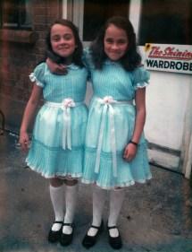 Shining Grady Twins Costumes