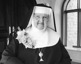 Mother Angelica, the founder of EWTN, dead on Easter Sunday.. http://www.al.com/news/index.ssf/2016/03/mother_angelica_founder_of_ewt.html
