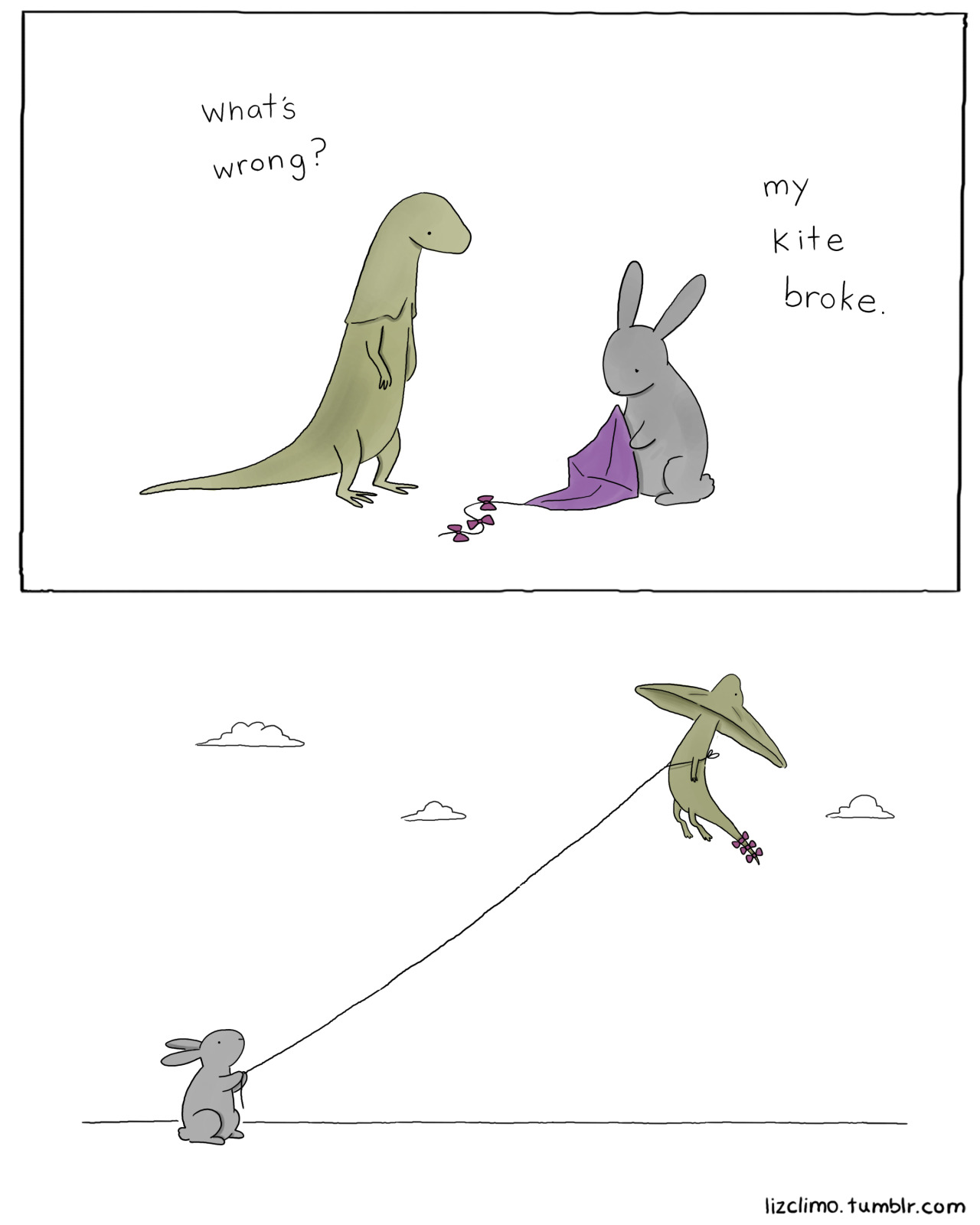 """lizclimo:"""" man, that lizard is nice. """" happy friends day! & also #tbt"""