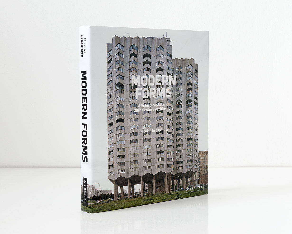 A subjective atlas of modern architecture