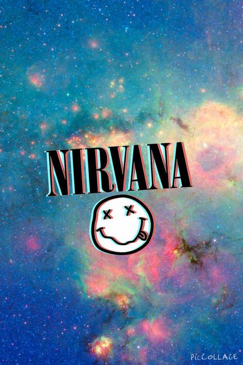 Fob Wallpaper Fall Out Boy Nirvana Logo Tumblr