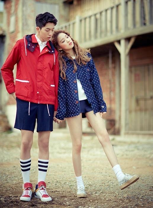 Imagini pentru lee sung kyung and nam joo hyuk