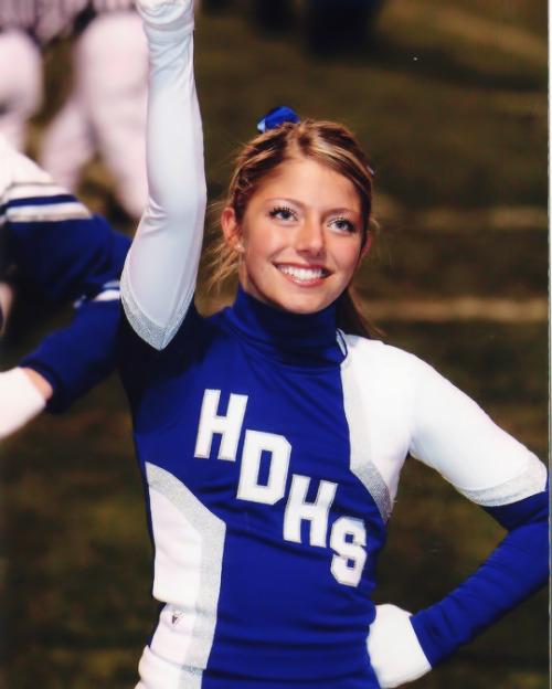 high school cheerleaders  Tumblr