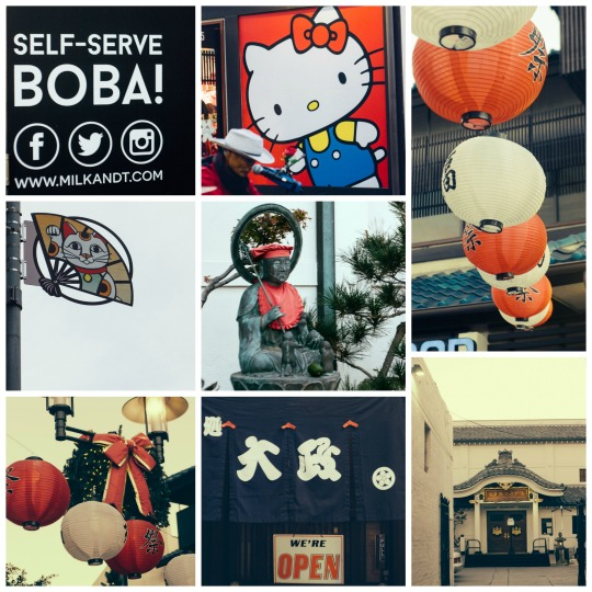 Los Angeles winter travel guide japantown