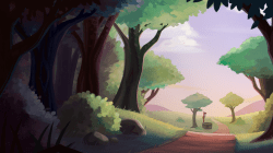 A bunch of commissioned backgrounds from earlier 2016. These where made for an animated short you can soon check out here!