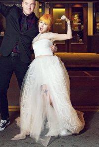 hayley williams wedding   Tumblr