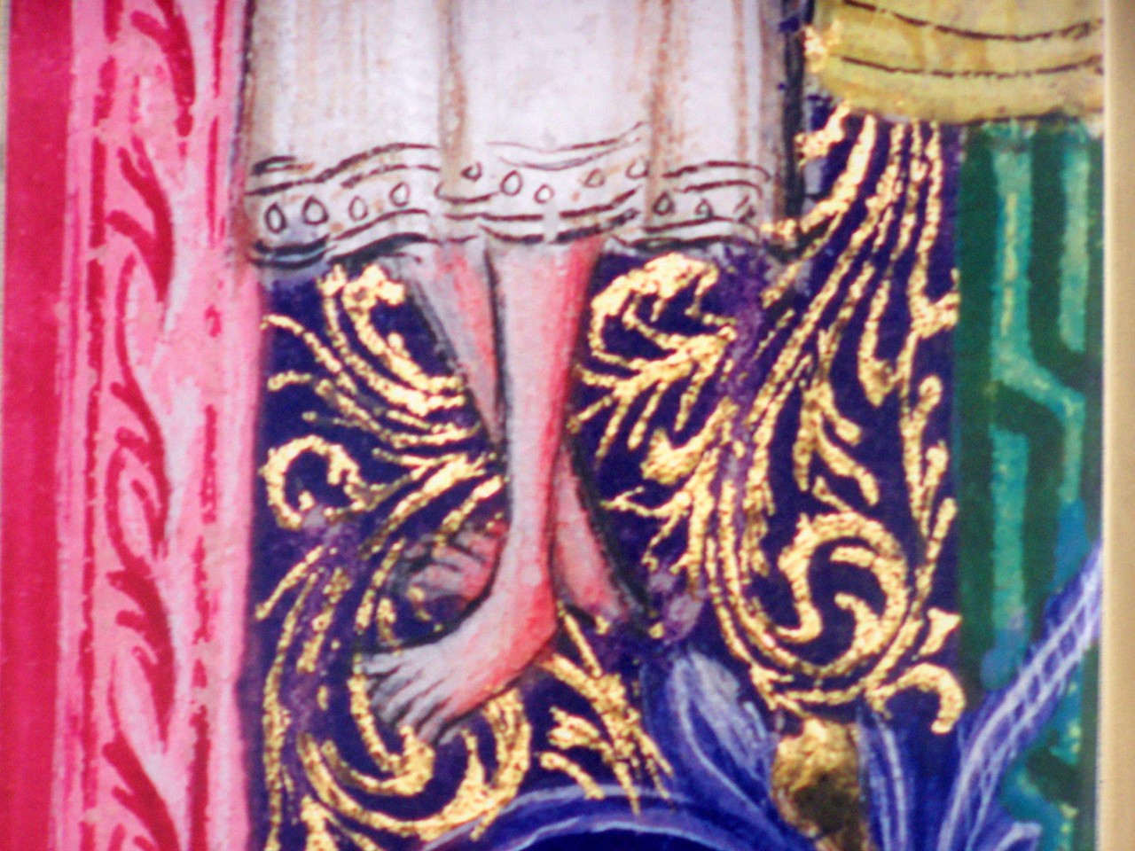 Bayerische Staatsbibliothek, Plakat Bilderwelten 2016, Detail