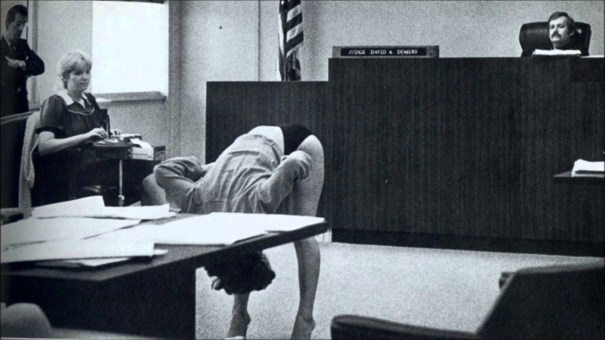 In 1983, judge David Demers in Pinellas County was