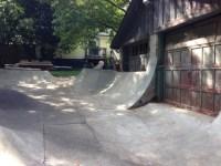 backyard skatepark | Tumblr