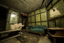 Creepy Abandoned House Rooms