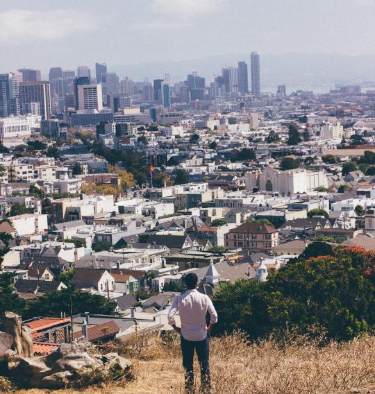San Francisco views