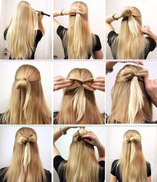 Cute And Easy Hairstyles Tumblr
