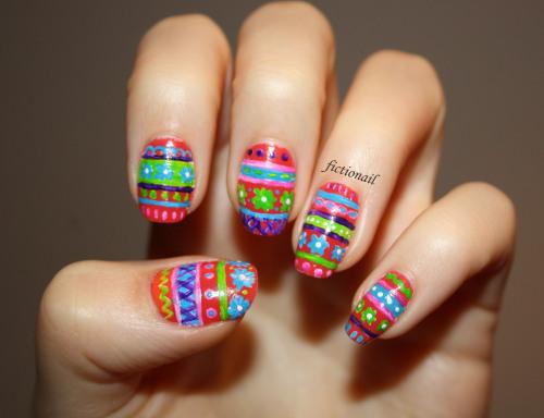 Flower Nail Designs Tumblr