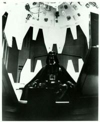 Retro Star Wars Strikes Back  Darth Vader meditation ...