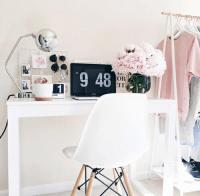 cute desk decor | Tumblr