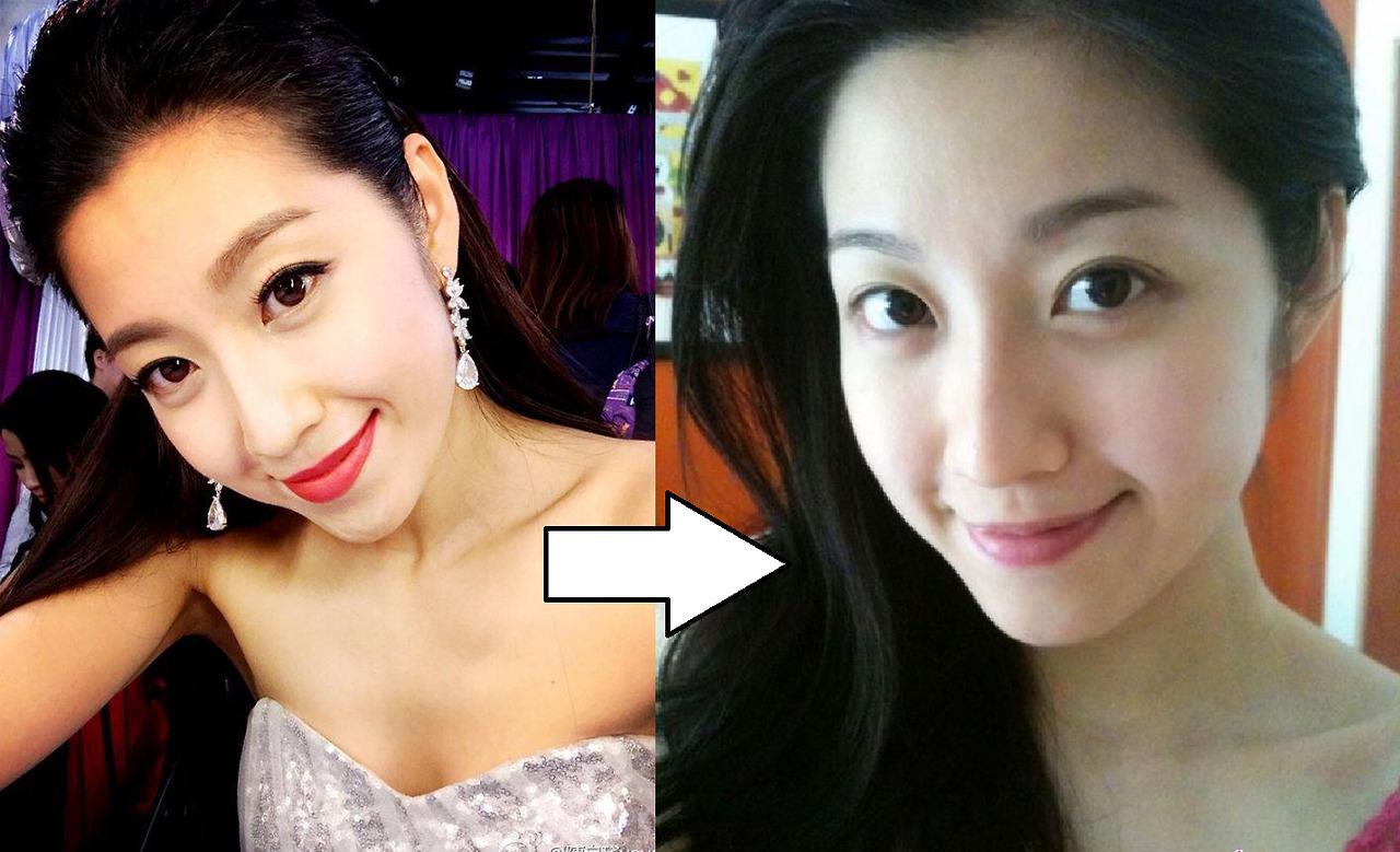 【多圖】細數多位TVB女星的私密素顏真面目(下) | 純情跟蹤狂 | 大娛樂家 - fanpiece