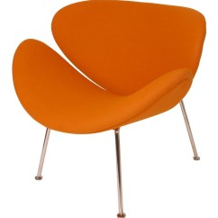 Orange Slice Chair Blue Bedroom Uk Meinkatz Creations By Pierre Paulin
