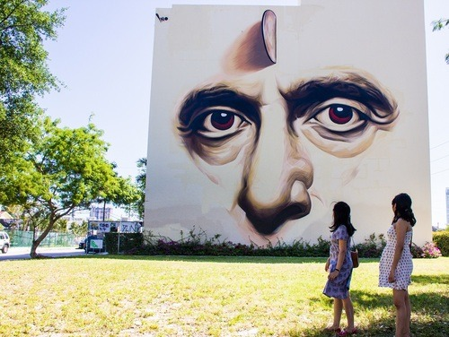 Murals of Wynwood, Miami