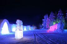 Kittila Finland Snow Village