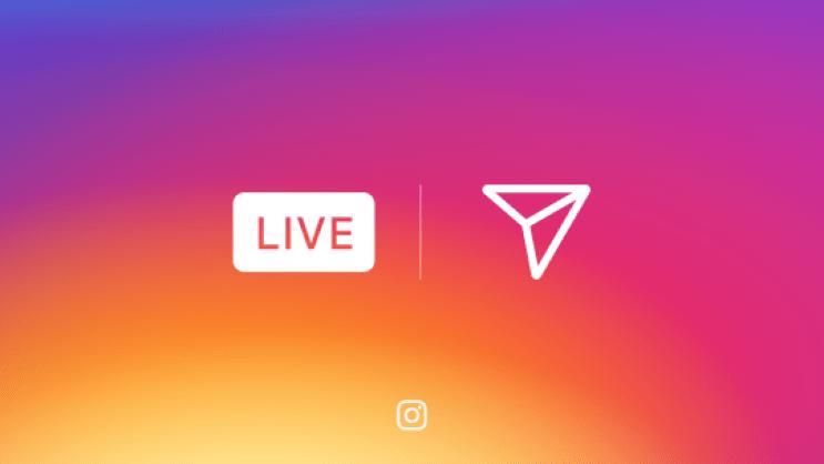 fitur terbaru instagram live video streaming