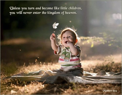 Image result for matthew 18:3
