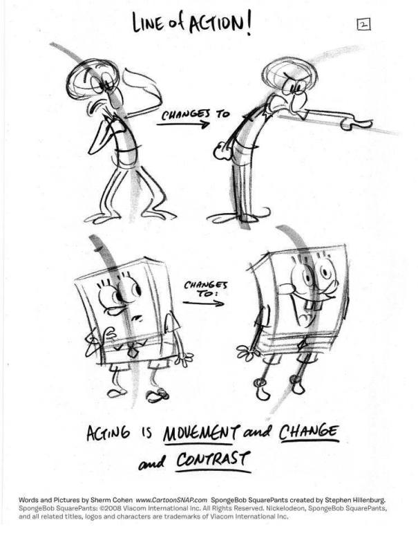 Cartooning Character Design Sherm Cohen Pdf : Leapinghart wisdom from sherm cohen by way of character